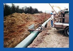 pipeline construction image